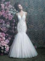 שמלת כלה נסיכותית