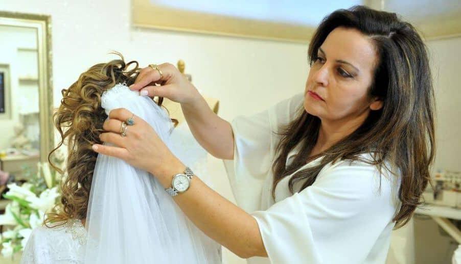 מעצבת שמלות כלה ברעננה