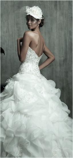 שמלות כלה יוקרתיות אצל אושי