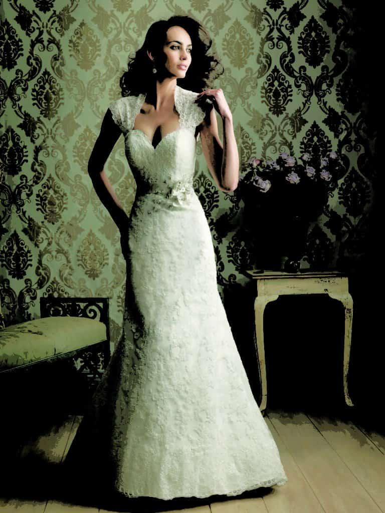 שמלת כלה וינטג' מתחרה