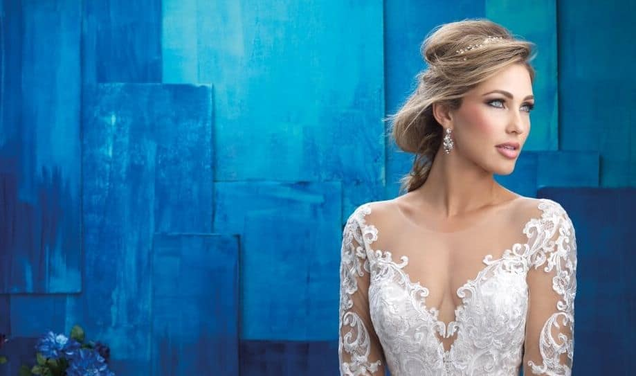 שמלת כלה לחתונה חורפית