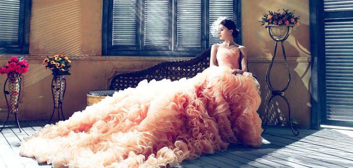 גוונים של שמלות כלה
