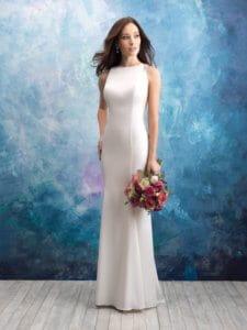 שמלת כלה אלגנטית
