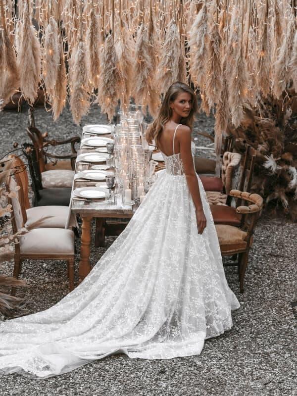 שמלת כלה מרהיבה