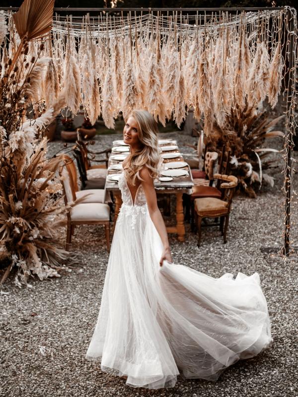 שמלת כלה נסיכה